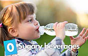 0 sugary drinks, more water and low-fat milk